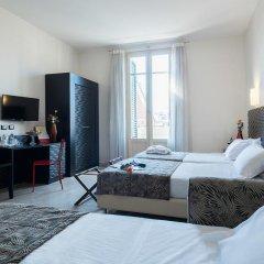 Hotel Garibaldi 4* Стандартный номер с различными типами кроватей фото 2