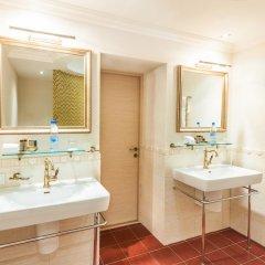 Гостиница Гранд Авеню 3* Апартаменты разные типы кроватей фото 4