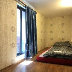 Отель Bong House Номер с общей ванной комнатой с различными типами кроватей (общая ванная комната)
