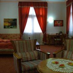 Hotel Restaurant Odeon 3* Люкс с различными типами кроватей фото 13