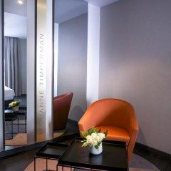 Atlas Hotel Brussels 3* Стандартный номер с различными типами кроватей фото 5