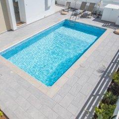 Отель Narcissos Bay View Villa Кипр, Протарас - отзывы, цены и фото номеров - забронировать отель Narcissos Bay View Villa онлайн бассейн
