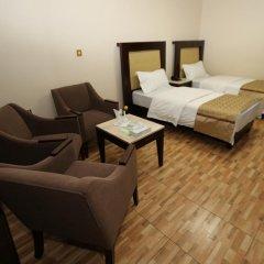 Zaitouna Hotel 3* Стандартный семейный номер с различными типами кроватей фото 4
