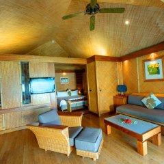 Отель InterContinental Resort and Spa Moorea комната для гостей фото 5