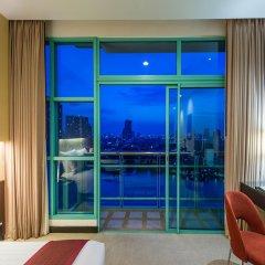 Отель Chatrium Riverside Bangkok 5* Номер категории Премиум фото 8
