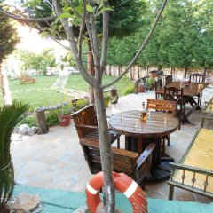 Отель Villa M Cako Албания, Ксамил - отзывы, цены и фото номеров - забронировать отель Villa M Cako онлайн питание