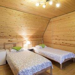 Хостел Олимп Стандартный номер с 2 отдельными кроватями