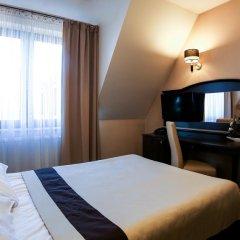 Hotel & Spa Biały Dom 3* Стандартный номер с двуспальной кроватью фото 3