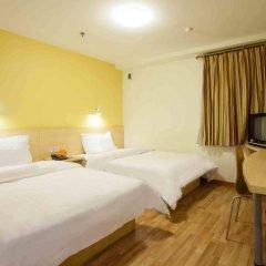Отель 7Days Inn Xinyu Shengli Nan Road 2* Стандартный номер с 2 отдельными кроватями