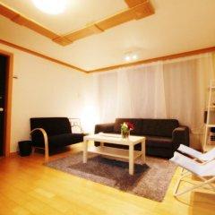 The City Hostel Hongdae Апартаменты с различными типами кроватей фото 14