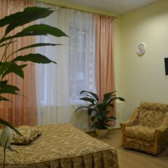 Mini Hotel At Sukharevskaya 2* Стандартный номер с разными типами кроватей фото 8