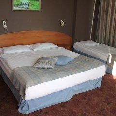 Hotel Lazuren Briag 3* Стандартный номер с различными типами кроватей фото 6