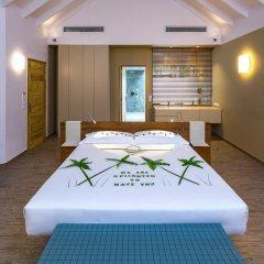 Отель Cocoon Maldives 5* Люкс с различными типами кроватей