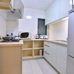 Апартаменты New Harbour Service Apartments Люкс с различными типами кроватей фото 3