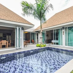 Отель Ayg Areca Private Pool Villa спа