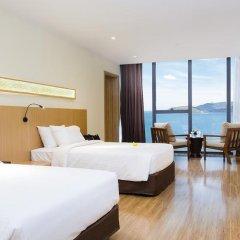Отель StarCity Nha Trang 4* Номер Делюкс с 2 отдельными кроватями фото 4