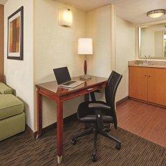 Отель La Quinta Inn & Suites San Diego SeaWorld/Zoo Area 2* Люкс с различными типами кроватей фото 2