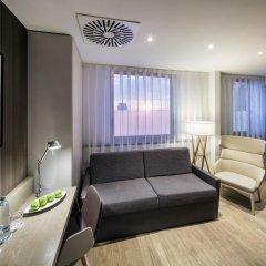 Отель Occidental Praha комната для гостей фото 5
