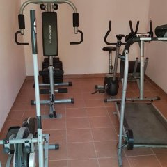 Colorina Apart Hotel & Spa Сан-Рафаэль фитнесс-зал