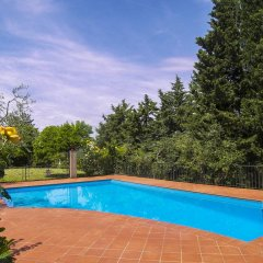 Отель Tuscany Roses Ареццо бассейн