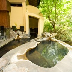 Отель Hanareyado Yamasaki Минамиогуни бассейн фото 2