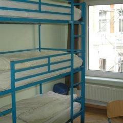 Buch-Ein-Bett Hostel Стандартный номер с различными типами кроватей фото 7