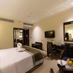 Отель Smana Al Raffa Дубай комната для гостей фото 4