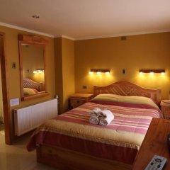 Hotel Corvatsch 2* Стандартный номер с двуспальной кроватью