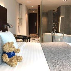 S31 Sukhumvit Hotel 4* Улучшенный номер с различными типами кроватей фото 2