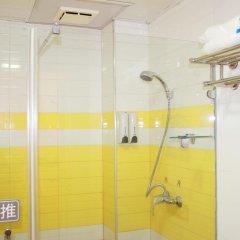 Отель 7 Days Inn Shenzhen Shuibei Metro Station Branch Шэньчжэнь ванная фото 2