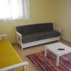 Отель Balcony of Saranda Албания, Саранда - отзывы, цены и фото номеров - забронировать отель Balcony of Saranda онлайн комната для гостей фото 2