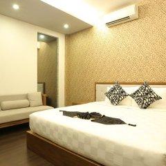 Valentine Hotel 3* Улучшенный номер с различными типами кроватей фото 8