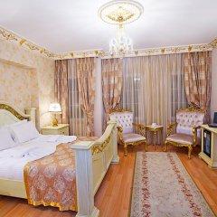 Отель White House Istanbul Улучшенный номер с различными типами кроватей фото 5