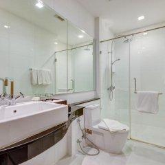 Отель The Pelican Residence & Suite Krabi Таиланд, Талингчан - отзывы, цены и фото номеров - забронировать отель The Pelican Residence & Suite Krabi онлайн ванная