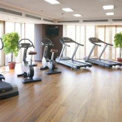Гостиница Holiday Inn Almaty фитнесс-зал