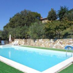 Отель Podere Il Biancospino Кьянчиано Терме бассейн