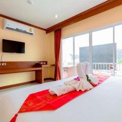Отель Phusita House 3 2* Улучшенный номер с различными типами кроватей фото 13