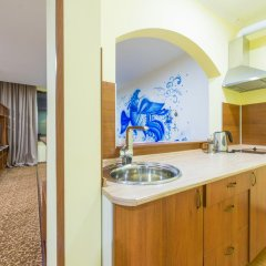 Гостиница Bridge Mountain Красная Поляна 3* Полулюкс с двуспальной кроватью