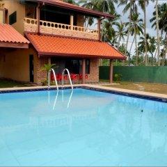Отель Claremont Lanka Шри-Ланка, Ваддува - отзывы, цены и фото номеров - забронировать отель Claremont Lanka онлайн бассейн