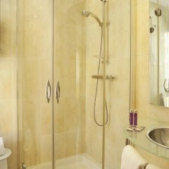 Отель Hostal Dos Rios Испания, Аинса - отзывы, цены и фото номеров - забронировать отель Hostal Dos Rios онлайн ванная