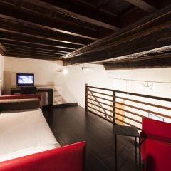 Отель De Petris Рим комната для гостей фото 2
