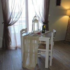 Отель Aroma Stegna Пляж Стегна удобства в номере