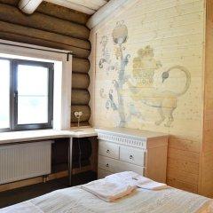 Гостиница Эко-парк Времена года Шале разные типы кроватей фото 11