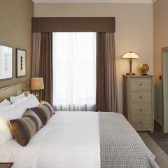 Отель Intercontinental Edinburgh the George 5* Стандартный семейный номер с двуспальной кроватью фото 3
