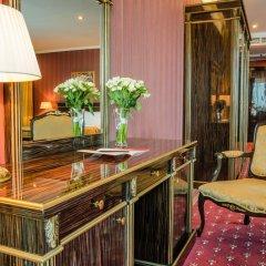 Гостиница SK Royal Москва 4* Стандартный номер с двуспальной кроватью фото 6