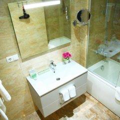 Отель Citadines City Centre Tbilisi 4* Студия Делюкс разные типы кроватей фото 3