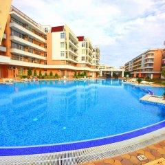 Отель in Grand Kamelia Болгария, Солнечный берег - отзывы, цены и фото номеров - забронировать отель in Grand Kamelia онлайн бассейн фото 3