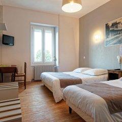 Отель Commerce et Touring 2* Стандартный номер с различными типами кроватей
