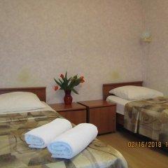 Гостиница Пансионат Кристалл комната для гостей фото 4