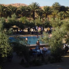Отель Haven La Chance Desert Hotel Марокко, Мерзуга - отзывы, цены и фото номеров - забронировать отель Haven La Chance Desert Hotel онлайн фото 9